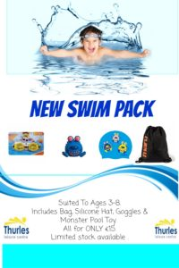 New Swim Pack Advert