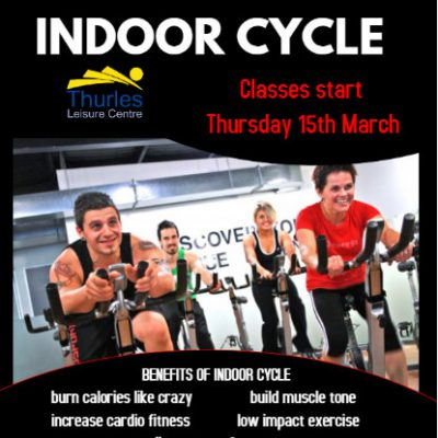*NEW CLASS* INDOOR CYCLE