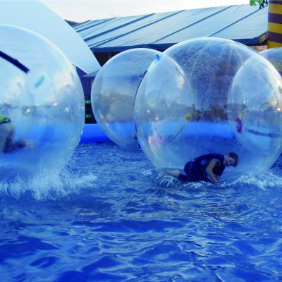 It's Back!! Zorb Water Ball