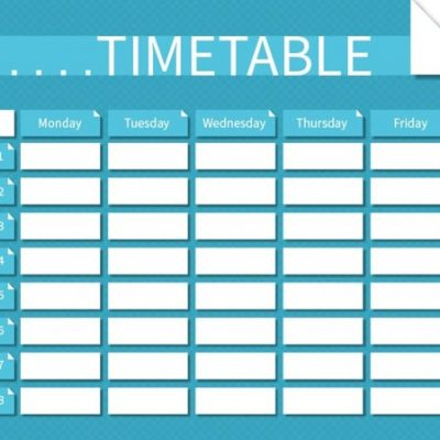 Swimming Pool Timetable 21st May – 27th May