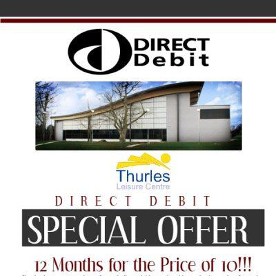 Direct Debit Offer