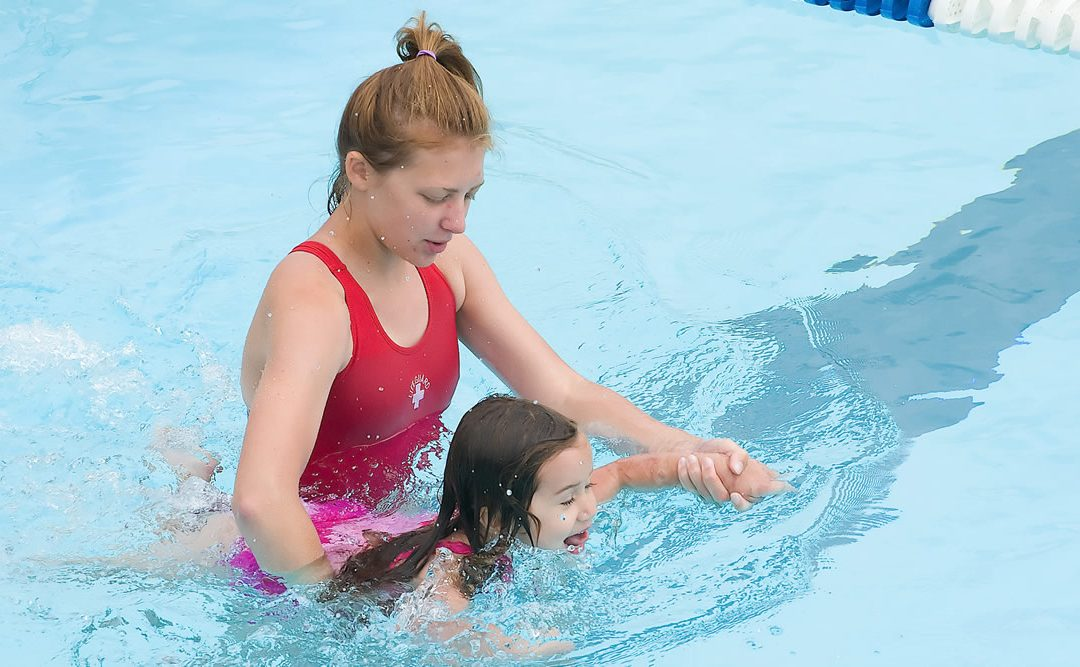 Children's Summer Swim Coaching