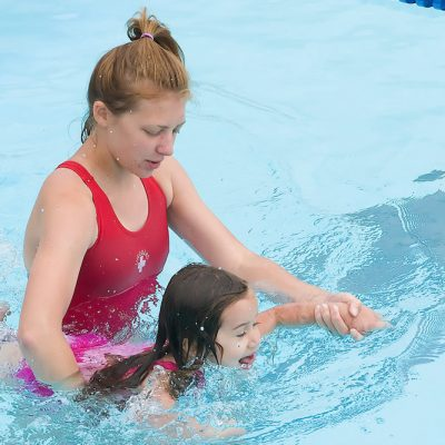 Children's Swim Coaching