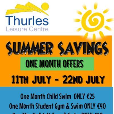 Super Summer Savings