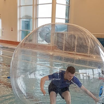 Zorb sessions are back!