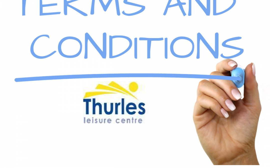 SWIM LESSONS TERMS & CONDITIONS