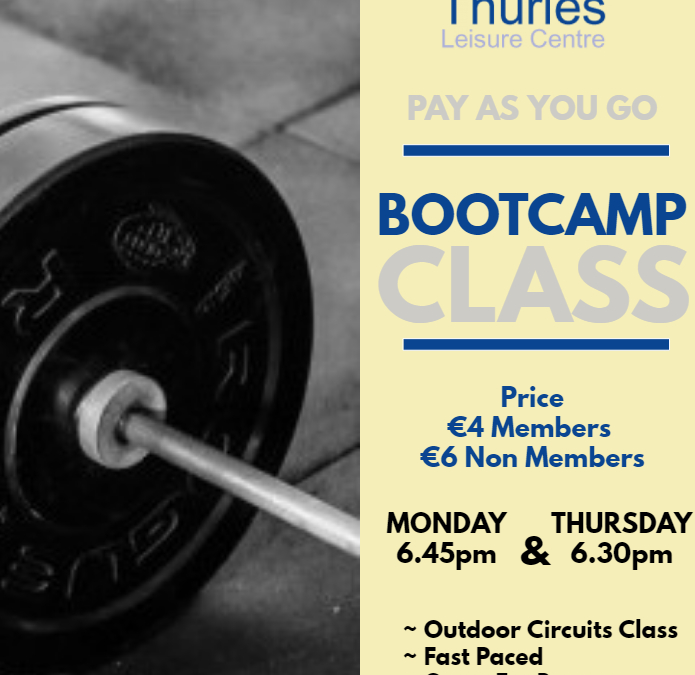 Pay As You Go BOOTCAMP!!!